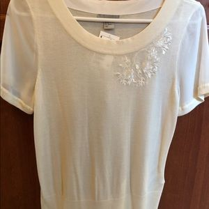 Delicate H&M sequined Tee